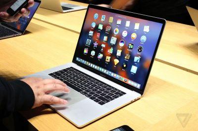MacBook baru terlihat Pro dan terasa begitu baik itu nyata