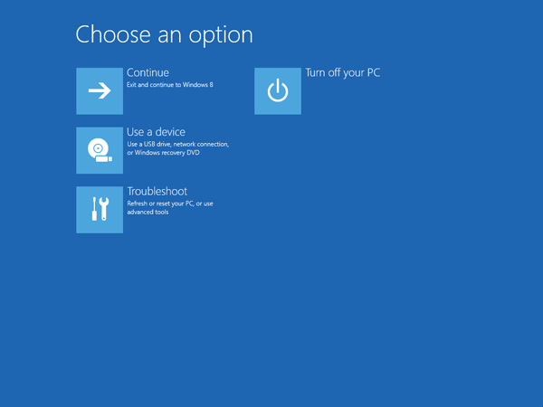 Disable Driver Signature pada Windows 8