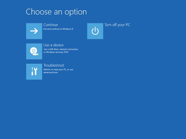 Disable Driver Signature pada Windows 8