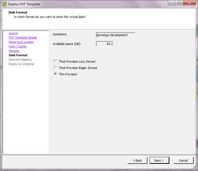 Export Import Virtual Machine pada VMWare vSphere